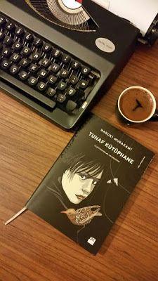 Trust Me I'AM a Woman Engineer: Murakami-Tuhaf Kütüphane