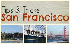 Learn all our tips and tricks for a great visit to San Francisco! Here's where to park, where to eat, and what to see, if you want to explore inexpensively.