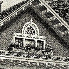 "Upper window on ""The Saratoga"""