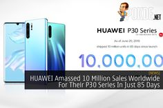 It took HUAWEI 62 days leseer to reach 10 million sales, a feat that the previous HUAWEI series held. Here's more details on the achievement. Smartphone, Data Plan, Lg Phone, Phone Plans, Android 9, New Technology, Web Design, Product Launch, The Unit
