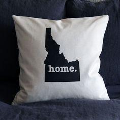 Idaho Home Pillow