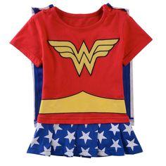 2015- Enteritos bordados de la Mujer Maravilla para bebas, Ropa infantil de verano, Mujer Maravilla, Mad Alfred Neuman, Ropa para bebes de fantasía(China (Mainland))