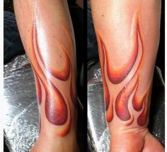 21 Burning Flame Tattoos Design                                                                                                                                                                                 More