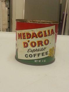 Old coffee can II