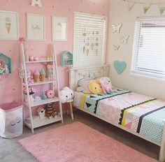 girls room decor and design ideas 27 colorfull picture that rh pinterest com Teenage Girls Room Messy Girls Room