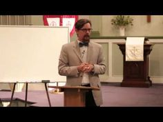 Why Calvinists Can't Preach