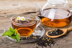The benefits of drinking tea are endless
