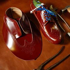 #shoemakers #shoemaker #shoemaking #shoes