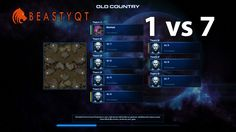 BeastyQT takes on 7 Elite AI at once! #games #Starcraft #Starcraft2 #SC2 #gamingnews #blizzard