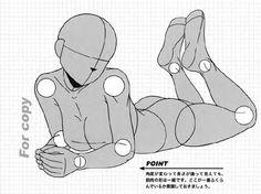 キャラクターをつくろう! 少女イラスト見本帖,制服コレクション編 Manga Basic Pose 42