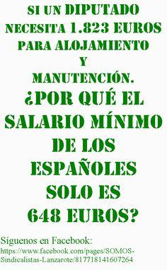 Afiliado/a.   SOMOS Sindicalistas de Lanzarote