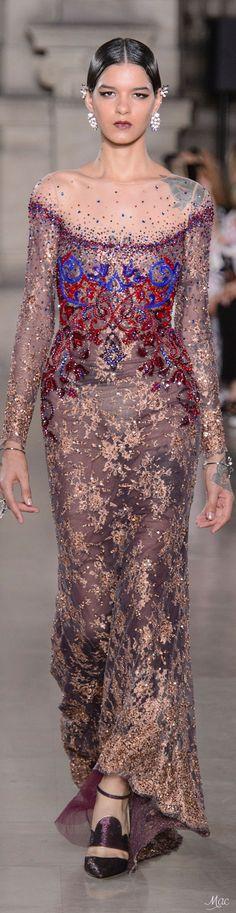 Fall 2017 Haute Couture Georges Hobeika