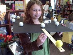 Teaching Moon Phases..hands on!!!