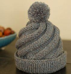 Ravelry: friendtofriend's swirl ski cap