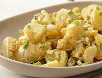 Cantinho Vegetariano: Salada de Batata com Curry (vegana)