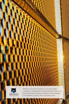 Goldene Zeiten in Graz. #MEVACO #FaszinationNo58 #Architektur #Streckmetall #Graz