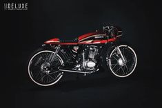 CG 125 CAFE RACER DELUXE