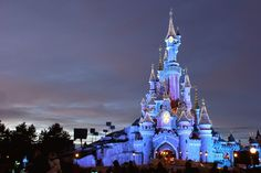 Disneyland Paris Resort / Disney / Castle / Photography / Fotografía