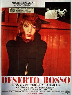 Il deserto rosso (Red Desert) | Michelangelo Antonioni, 1964
