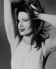 Opinion geena davis cum facial business!