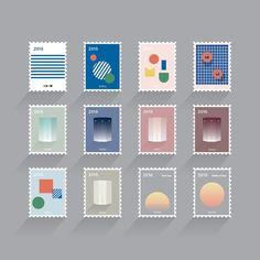 OIMU Stamps