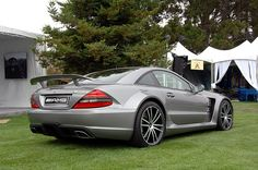 Mercedes-Benz SL 65 AMG Black Series I love this car and used to own one. So powerful