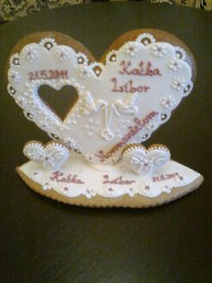 Heart Cookies, Cake Cookies, Wedding Entertainment, Valentine Heart, Madness, Shower Ideas, Gingerbread, Baby Shower, Entertaining