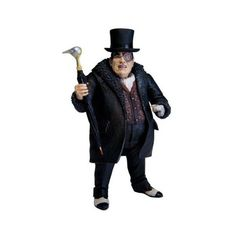 Boneco (Action Figure) Pinguim Arkham City Series 3 #DCComics #ThePenguin #Pinguim #ArkhamCity #bandUP