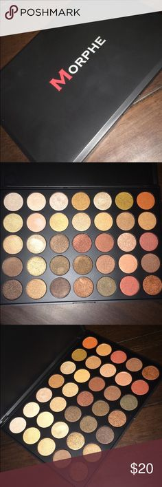 Selling this Morphe Palette on Poshmark! My username is: Brushes Morphe 35os Palette, Makeup Eyeshadow, Makeup Brushes, Username, Conditioner, My Favorite Things, Amazing, Closet, Shopping