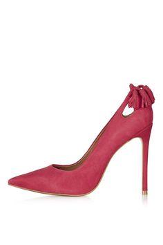 GARNISH Tassel Court Shoes - Topshop