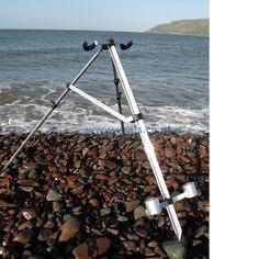 Fishing Pole Holder, Pole Holders, Fishing Rod, Double U, Fishing Stuff, Long Legs, Stables, Tripod, Fishing