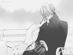 Vampire Knight - Zero and Yuki ♡