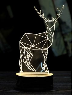 SHARE & Get it FREE | Merry Christmas Deer 3D LED Night LightFor Fashion Lovers only:80,000+ Items • New Arrivals Daily Join Zaful: Get YOUR $50 NOW!