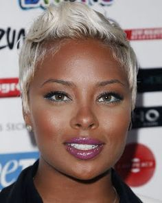 eva marcille-- it doesn't even make any sense to be this beautiful