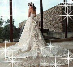 MY 2nd Choice of Wedding Dress