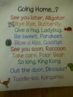 out the door dinosaur take care polar bear - Buscar con Google