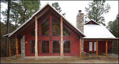 Crimson Cabin Rental