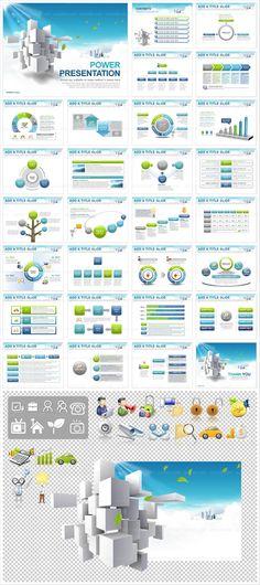 서류 디자인 PPT 템플릿 세트_심플 기업형_0151(감각피티) Ppt Design, Layout Design, Graphic Design, Passion Pit, Cross Stitch Love, Work Tools, Presentation Slides, Advertising Design, Infographic