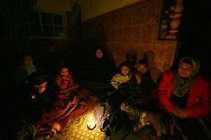 #PHOTO: Sieged Gaza with just 6 hours of electricity per day. #Egypt #Gaza #GazaSiege #Israel #Palestine