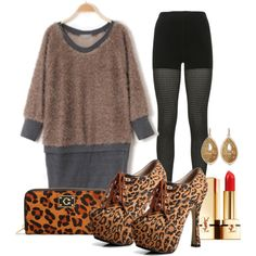 """""""Fall outfit"""" by pacconylois on Polyvore"""