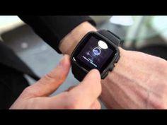 Omate TrueSmart Smartwatch (MWC 2014) - YouTube