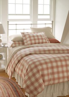 Brighten Up Your Bedroom With LLBean Bedding