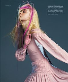 Elle Fanning for Bullet Mag Winter 2012