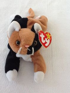 I had this Beanie Baby... I also had every one that came from the McDonalds kids meal.