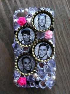 Big Time Rush iPhone 4 by RaychelEllen on Etsy, $ 24.00. if only i had an iphone. :(