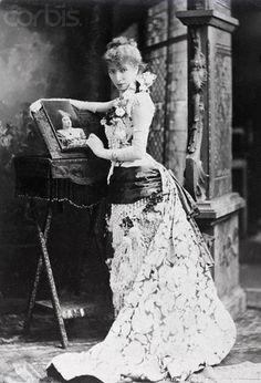 Sarah Bernhardt - 1880