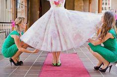 The Bridesmaid's Duties