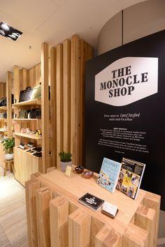 Monocle Pop-Up Store - Hong Kong