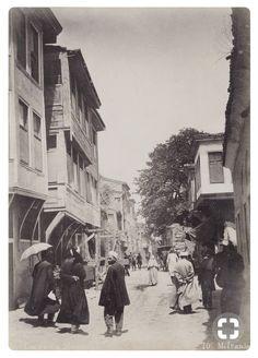 Bir zamanlar İstanbul bir sokak