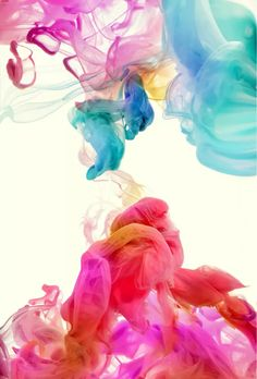 Colours on We Heart It